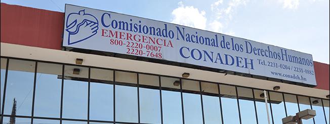 Una mirada al funcionamiento del CONADEH durante los años 2014 al 2017