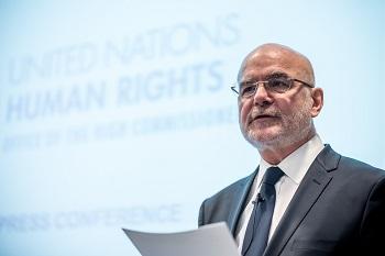 AJD informa situación de operadores de justicia en Honduras a Relator de Naciones Unidas
