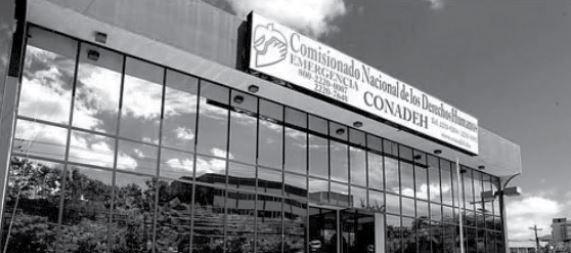 La función del Comisionado Nacional de los Derechos Humanos en la investigación de violaciones a Derechos Humanos
