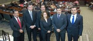 A prisión expresidente del Poder Judicial de Honduras