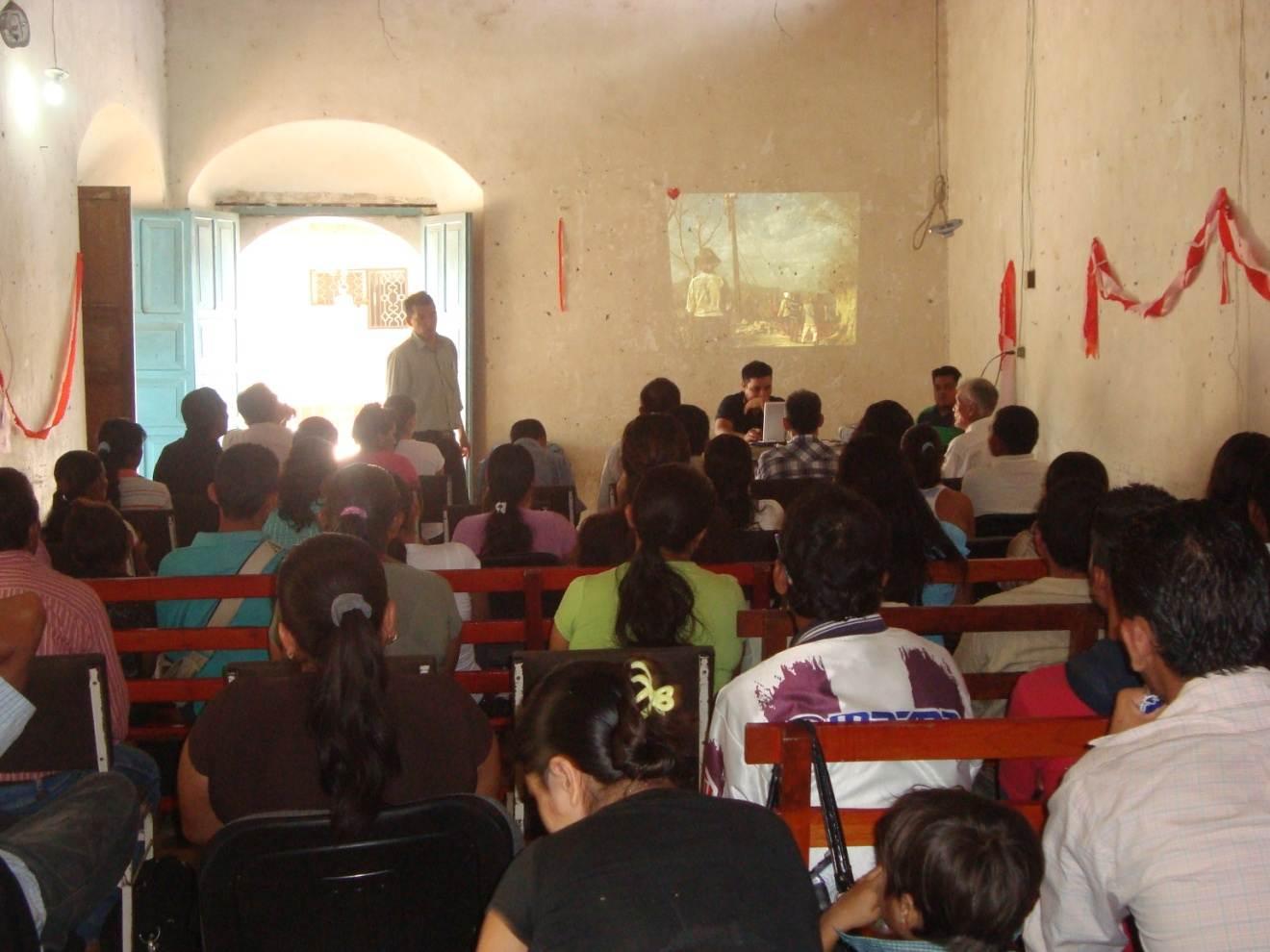 Juzgado de Paz de Intibucá funciona en casa de la mamá del secretario judicial.