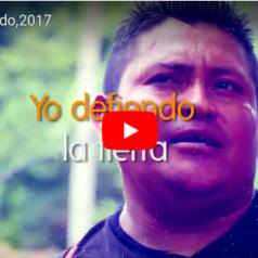 Video Oficial Campaña #Yo Defiendo, 2017