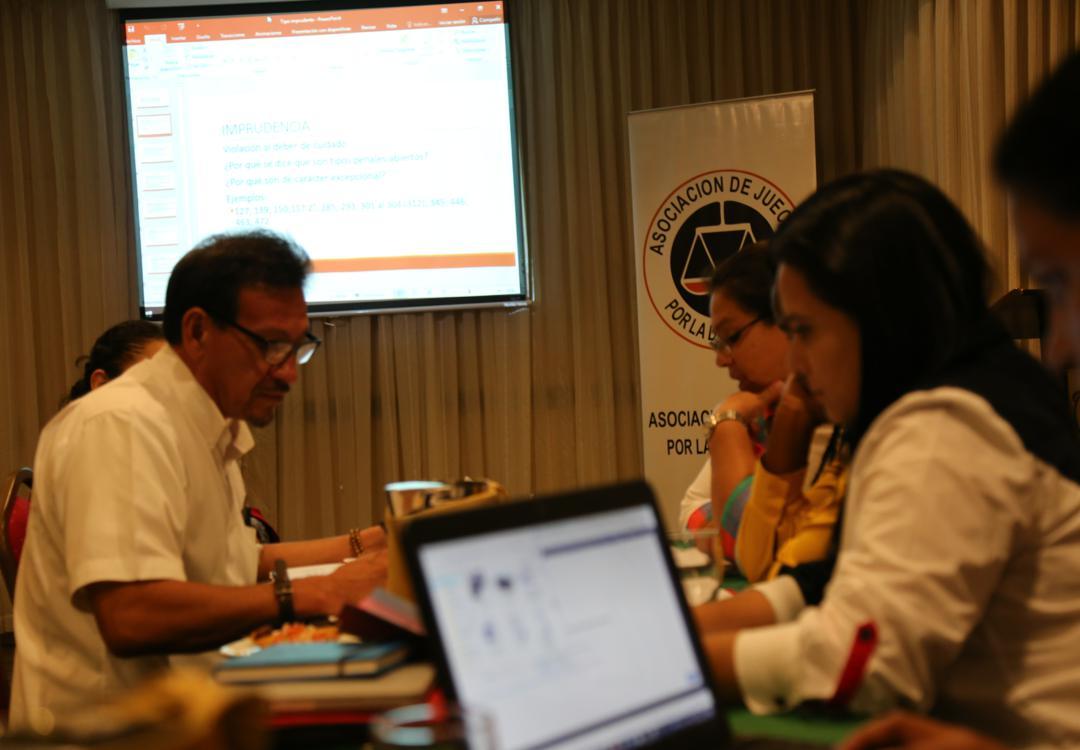 Litigio estratégico para incidir en políticas públicas: AJD da diplomado a organizaciones de sociedad civil